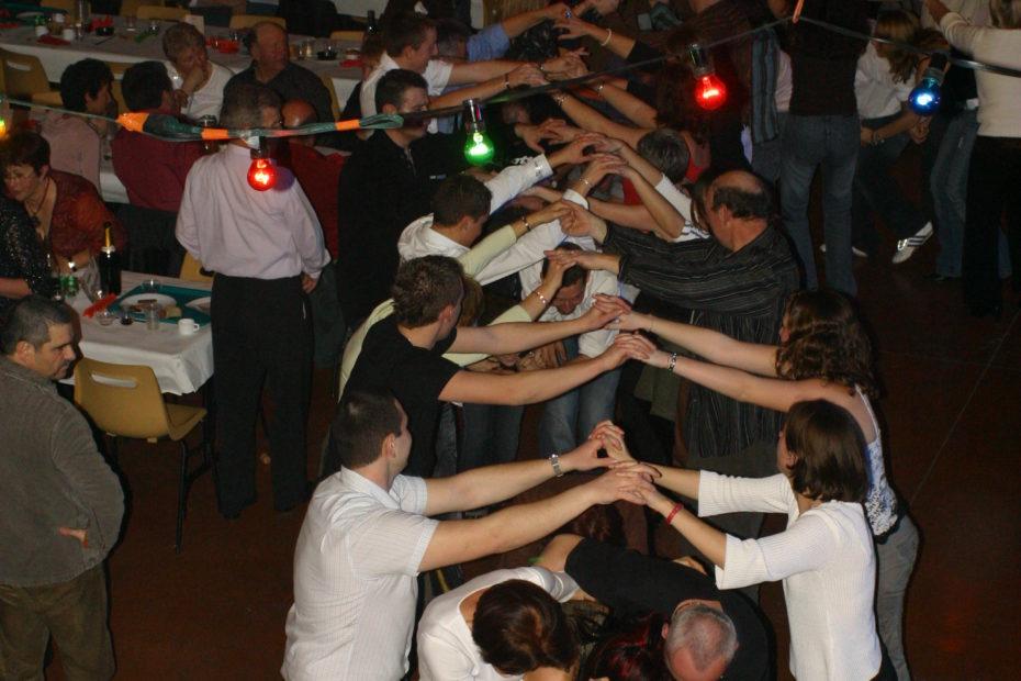 Repas dansant Chambéry