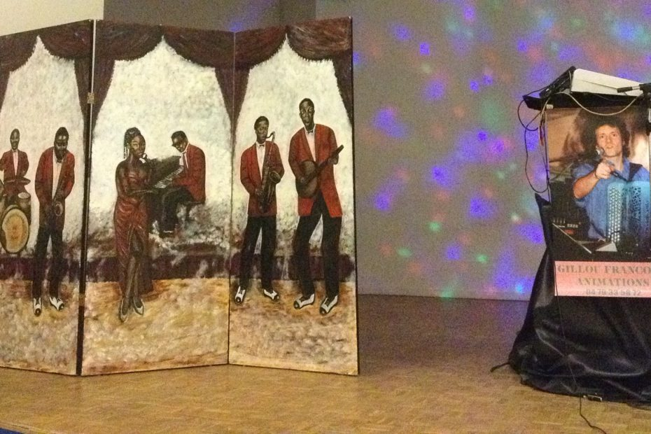 Dancing Chambéry accordéoniste