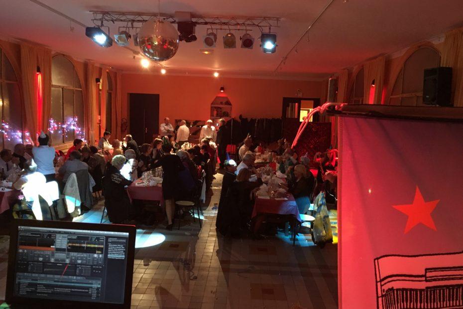Repas dansant DJ accordéoniste Savoie