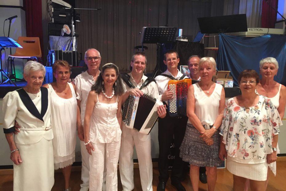 Gala accordéon Gillou Francony