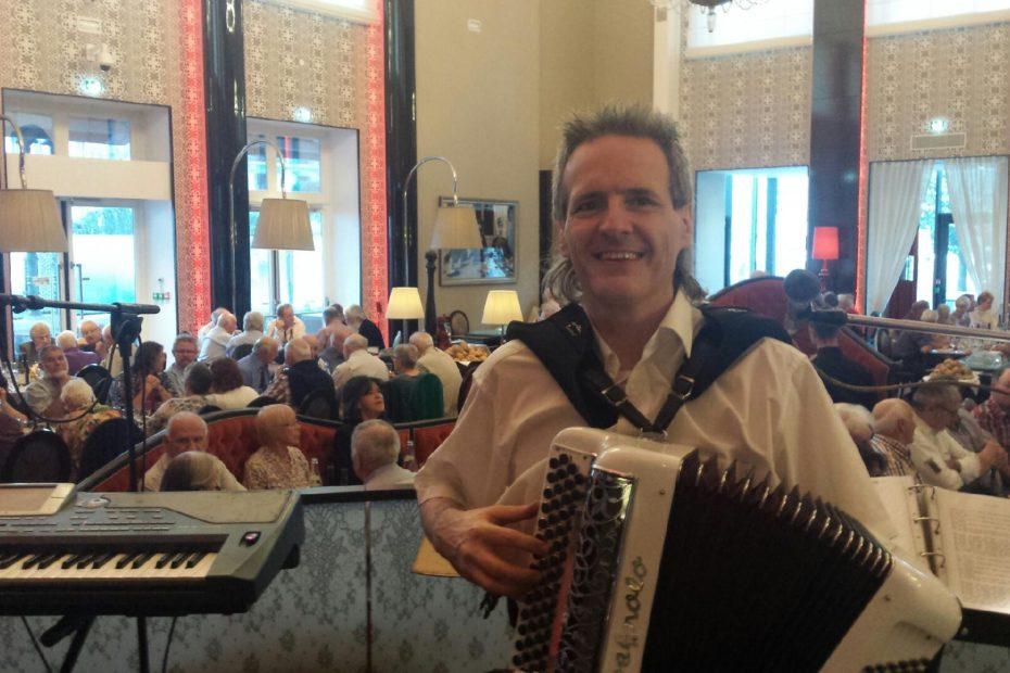 Animation musicale accordéon casino Chambéry