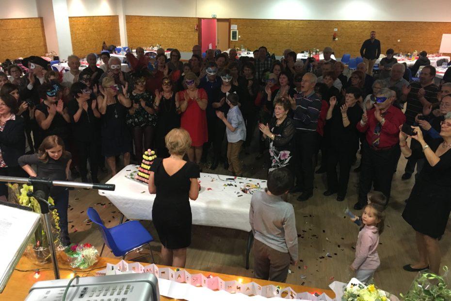 Animation anniversaire DJ accordéon Chambéry