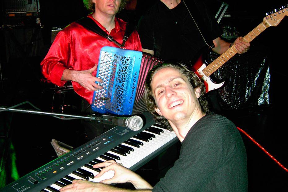 Bal animation DJ accordéon Chambéry
